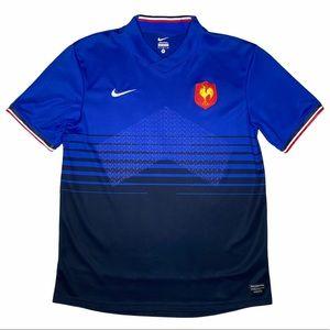 2011 Nike France National Soccer Football Jersey M
